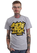 Peta2 - Animal Liberation Heather Grey - T-Shirt