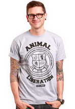 Peta2 - College Grey - T-Shirt
