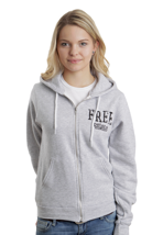 Peta2 - Free Dark Ash - Girl Zipper