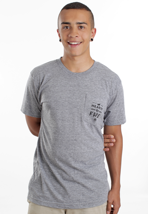 Peta2 - Hearts Athletic Grey - T-Shirt