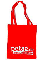 Peta2 - Logo Red - Tote Bag