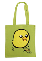 Peta2 - Nugget Lime - Tote Bag