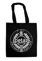 Peta2 - Rise And Resist - Tote Bag