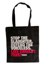 Peta2 - Stop The Slaughter - Tote Bag