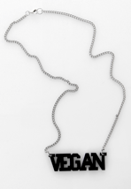 Peta2 - Vegan - Necklace
