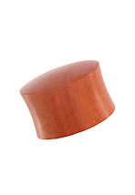 Wood Flared Bright - Plug