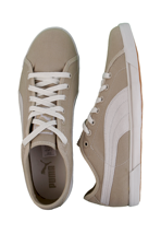 Puma - Benecio Canvas Spray Green/Vaporous Grey - Shoes