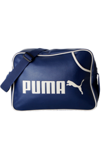Puma - Campus Reporter Medieval Blue/Birch - Bag