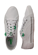 Puma - Corsica White - Girl Shoes