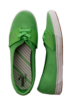 Puma - El Ace Ballet Summer Green/Grey Violet - Girl Shoes