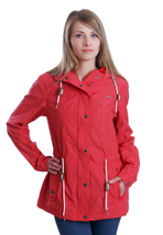 Ragwear - Bright Red - Girl Jacket