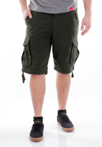 REELL - New Cargo Forest Green - Shorts