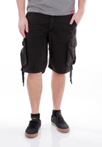 REELL - New Cargo Twill Black - Shorts