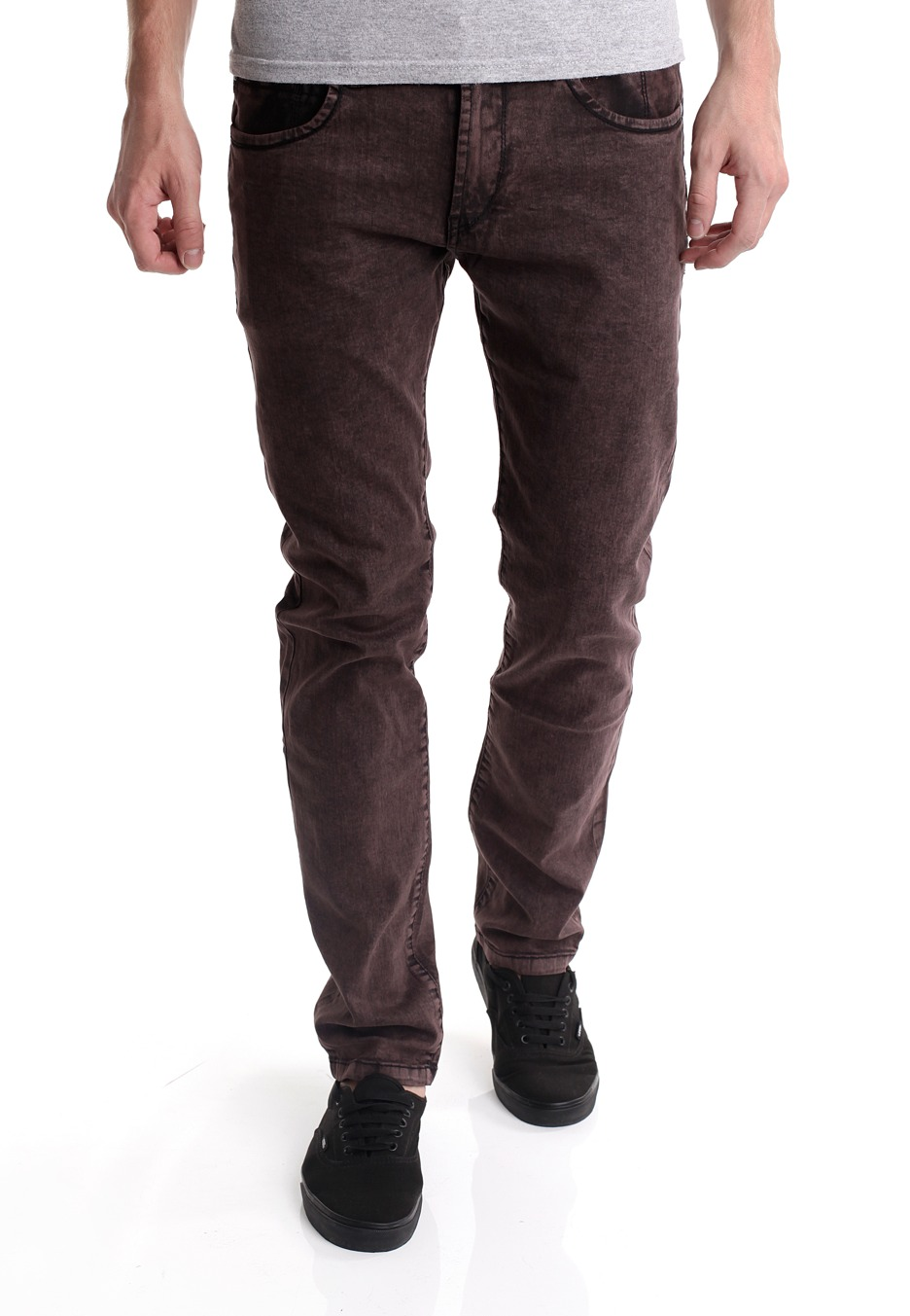 REELL - Rocket Colored Brown - Jeans - Impericon.com Worldwide