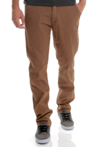 REELL - Slim Stretch Chino Beige - Pants