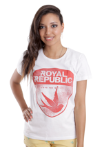 Royal Republic - Swallow White - Girly