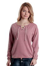 RVCA - Jade Berry Crush - Girl Sweater