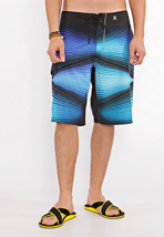 Hurley - Phantom 60 Dimension Ultra Marine Blue - Board Shorts