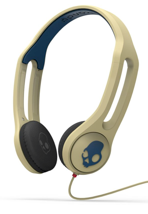 Skullcandy - Icon 3 2.0 w/Mic Khaki/Navy - Headphones