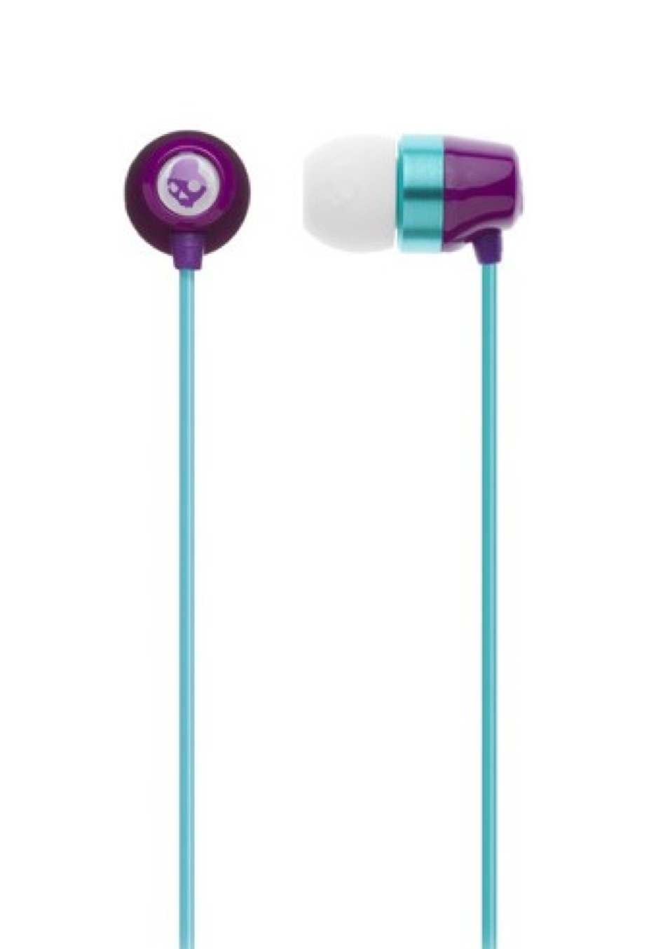 Skullcandy Riot Red Micd Earbuds at Zumiez : PDP