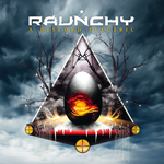 Raunchy - A Discord Electric - CD
