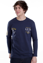 Stick To Your Guns - Forever Navy - Longsleeve
