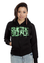 Suicide Silence - Headbang - Girl Zipper