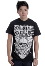 Suicide Silence - Occult - T-Shirt
