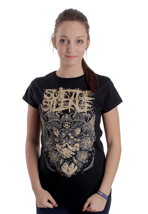 Suicide Silence - Rosewings - Girly