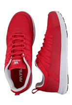 Supra - Owen Formula One Red Mesh - Shoes