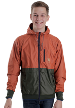 Supremebeing - Camper Orange - Jacket