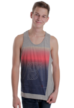 Supremebeing - Degrade Heather - Tank