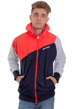 Supremebeing - Eject Navy/Orange - Jacket