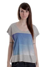 Supremebeing - Fade Sunset Una Heather - Girly