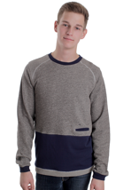 Supremebeing - Program Grey - Sweater