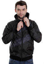 Supremebeing - Renna All Blacks - Jacket