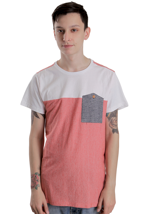 Supremebeing - Reverse Red - T-Shirt