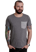 Supremebeing - Signature Grey - T-Shirt