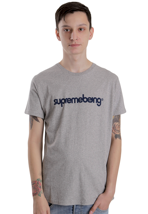 Supremebeing - Supermodified Heather - T-Shirt