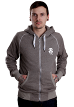 Supremebeing - Tokara Grey - Zipper