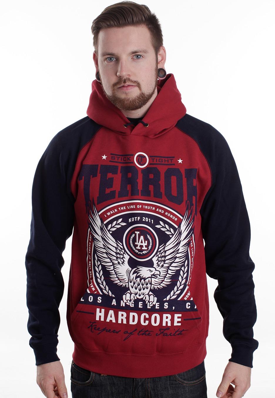 Terror hoodie