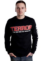 Terror - From The Iron - Longsleeve