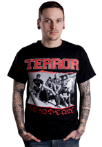 Terror - Invasion 2013 - T-Shirt