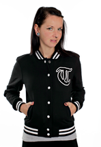 Terror - Keepers Of The Faith - Girl College Jacket