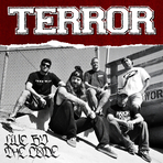 Terror - Live By The Code - LP