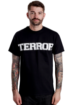 Terror - Live By The Code - T-Shirt