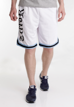 Terror - Logo Blue Striped White - Shorts