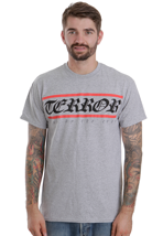 Terror - Sword Grey - T-Shirt