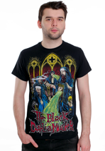The Black Dahlia Murder - Nuns - T-Shirt