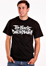 The Black Dahlia Murder - Web Logo - T-Shirt